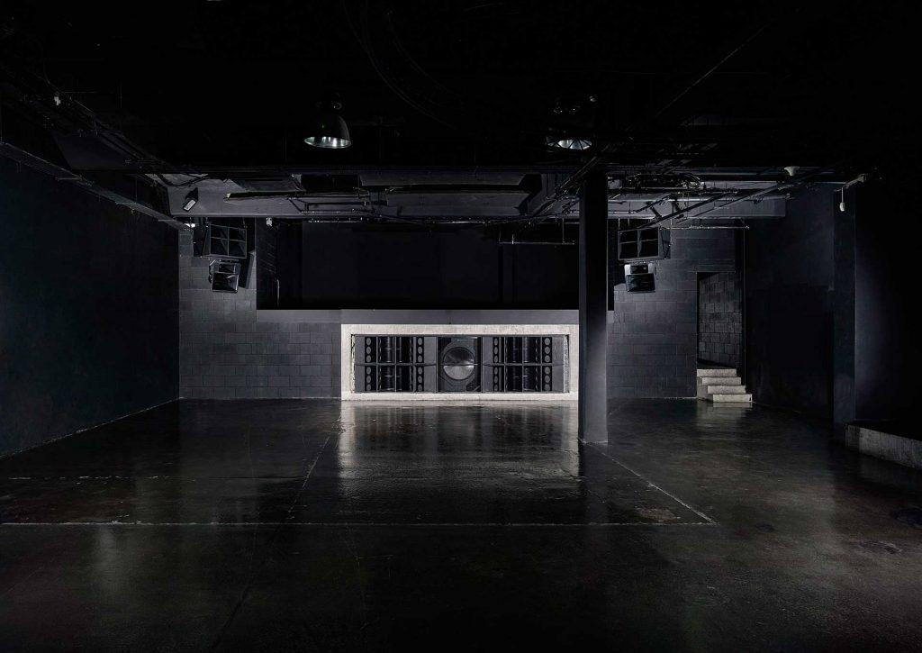 Product Launch Black-studio venue agency