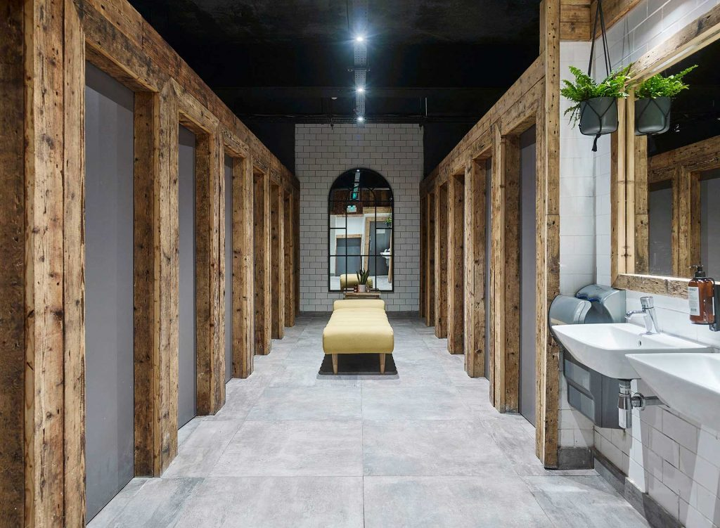 Product Launch Female Toilets venue agency