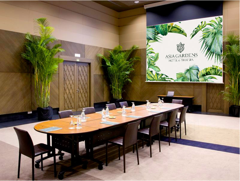 Residential Off-Site Conference Asia Gardens
