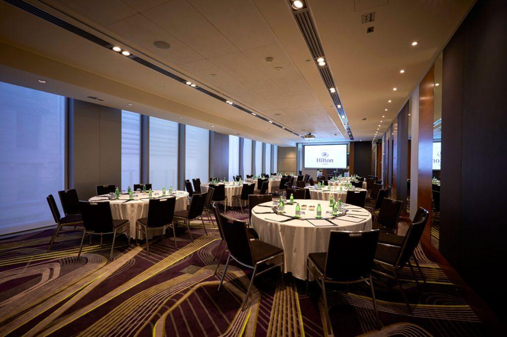 Hilton Sydney Event Space Showcase